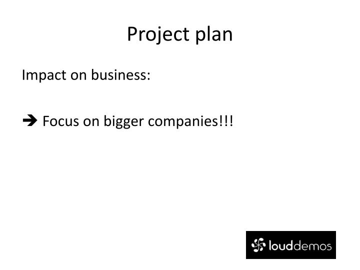 Project plan2
