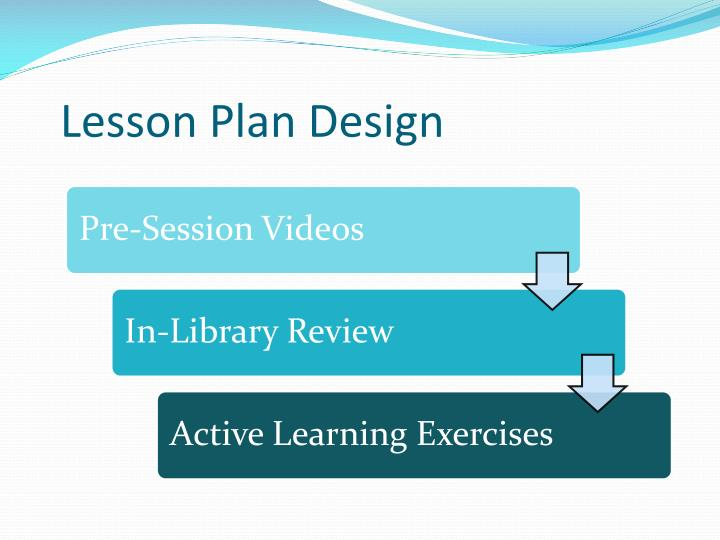 Lesson Plan Design