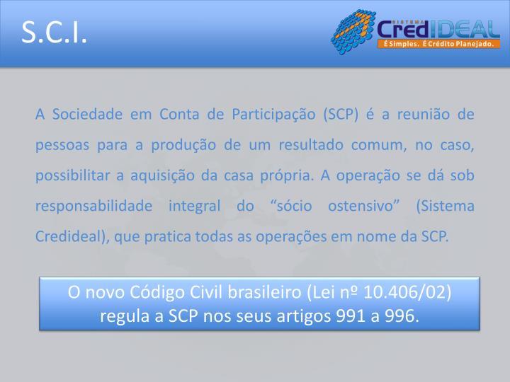 S.C.I.