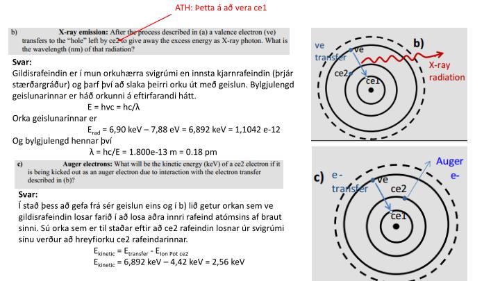 ATH: Þetta á að vera ce1