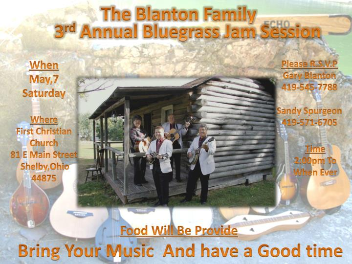 The Blanton Family