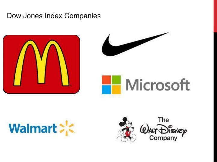 Dow Jones Index Companies