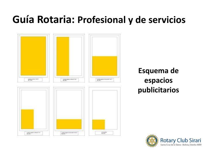 Guía Rotaria: