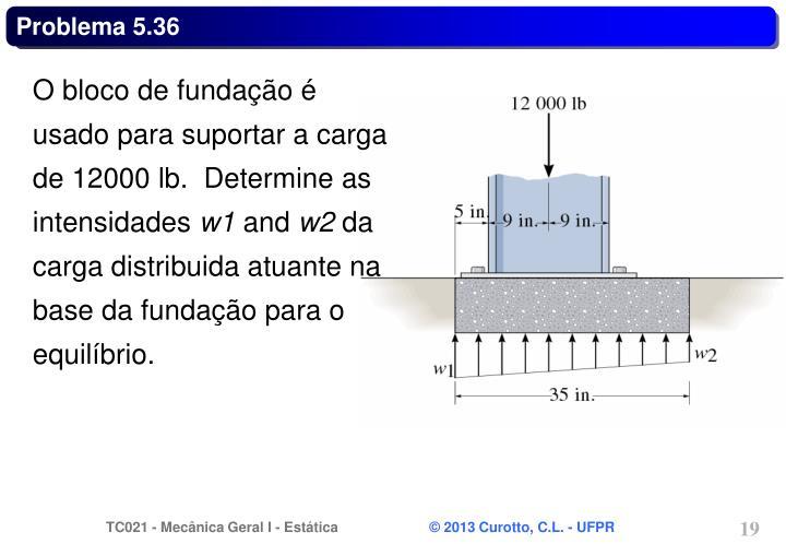Problema 5.36