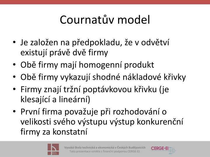 Cournatův