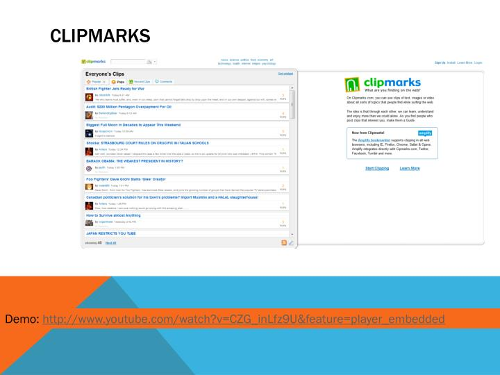 clipmarks