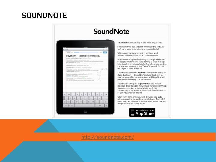 soundnote