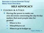building a good support team being your own boss6