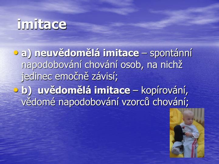 imitace