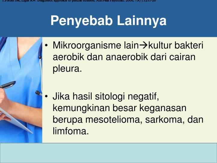 Porcel JM, Light RW. Diagnostic approach to pleural effusion. Am Fam Physician. 2006; 73(7):1211-20
