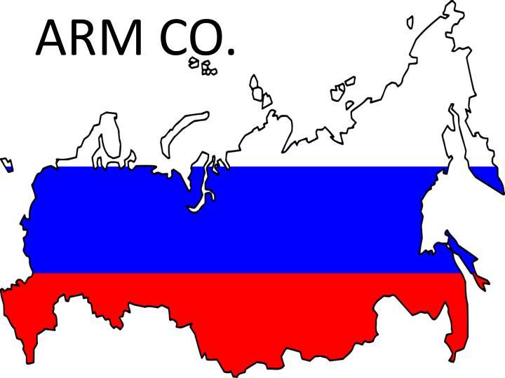 ARM CO.