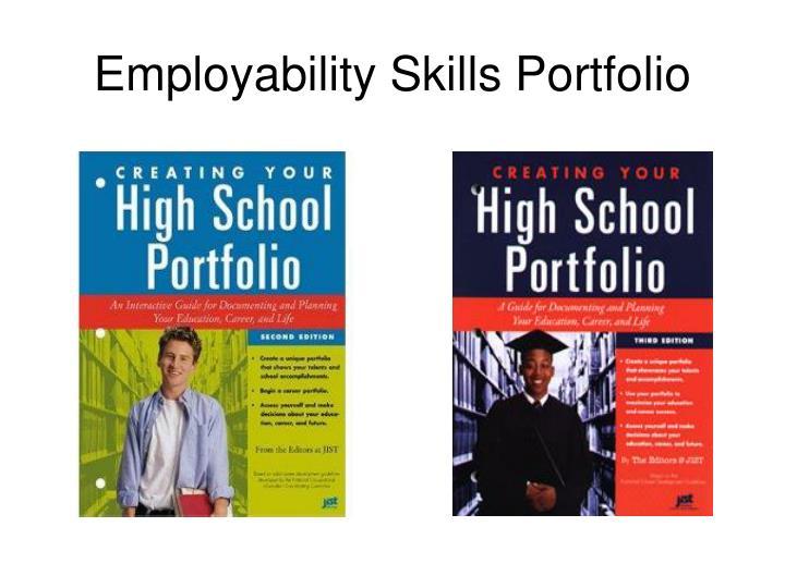 Employability Skills Portfolio