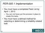 per 005 1 implementation2