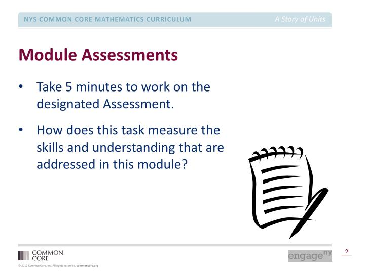 Module Assessments