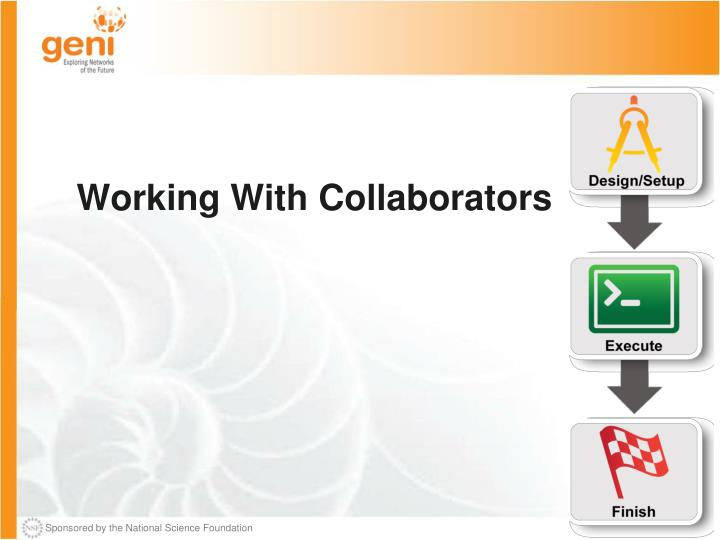 Working With Collaborators