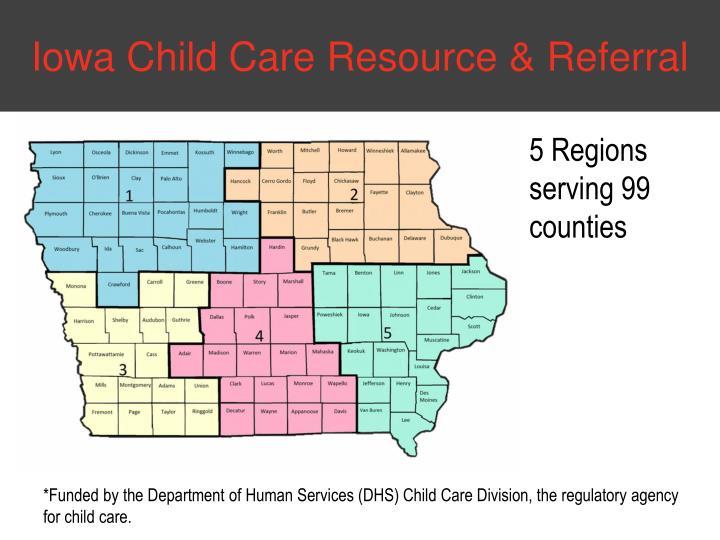 Iowa Child Care Resource & Referral