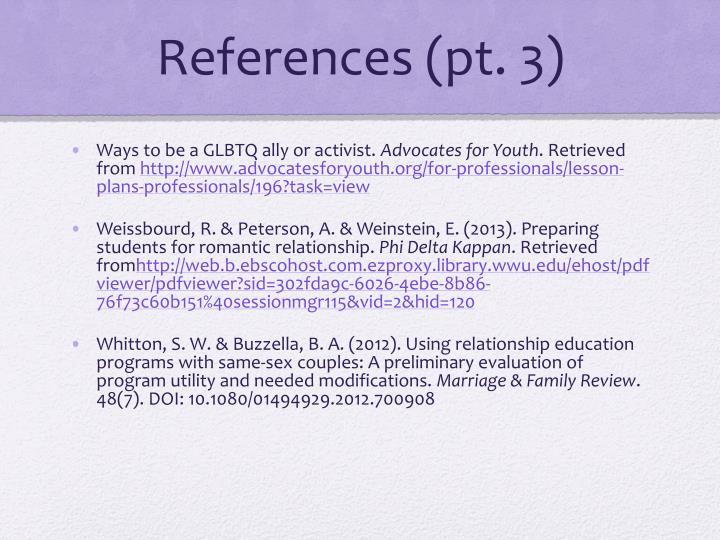 References (pt.