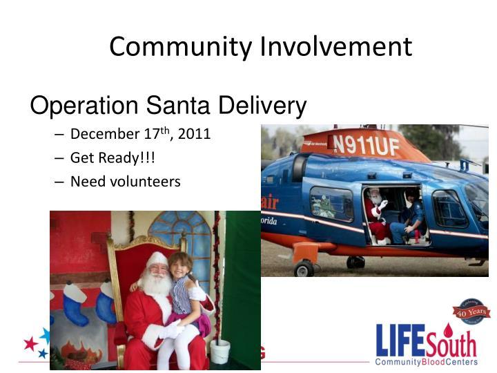 Operation Santa Delivery