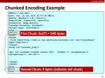 chunked encoding example