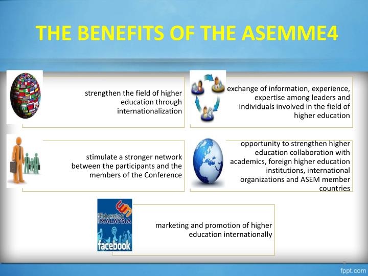 THE BENEFITS OF THE ASEMME4