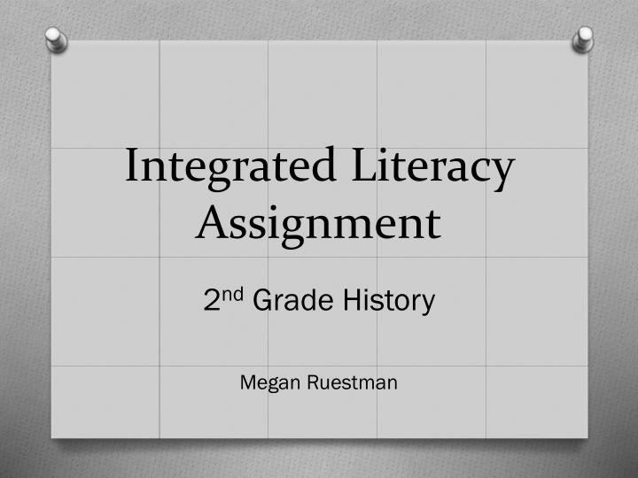 Integrated Literacy