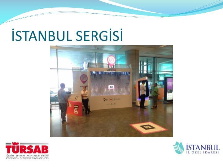 İSTANBUL SERGİSİ
