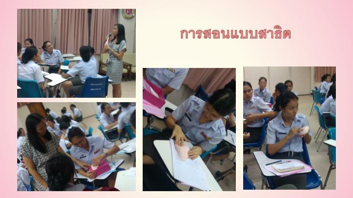 การสอนแบบสาธิต