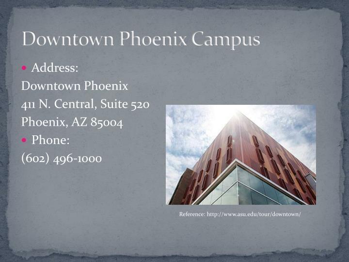 Downtown Phoenix Campus