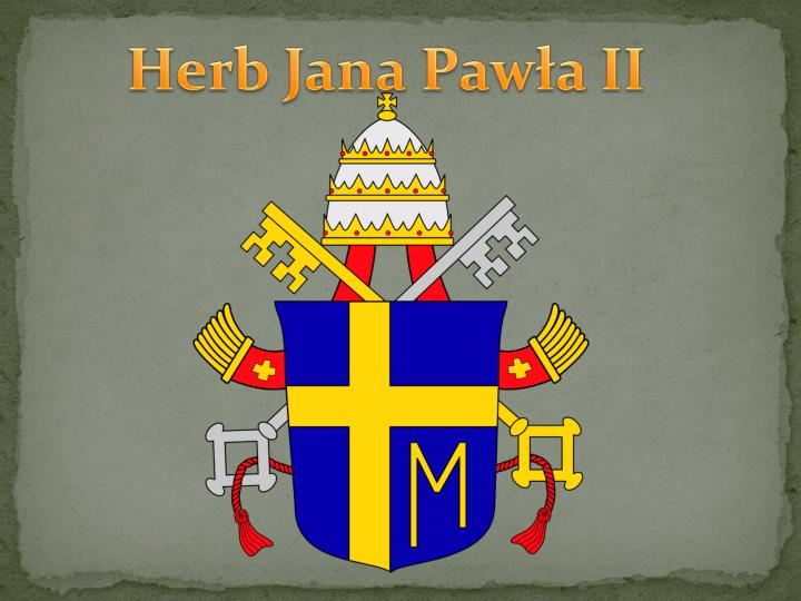 Herb Jana Pawła II