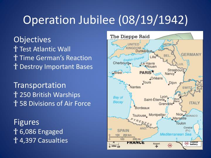 Operation Jubilee (08/19/1942)