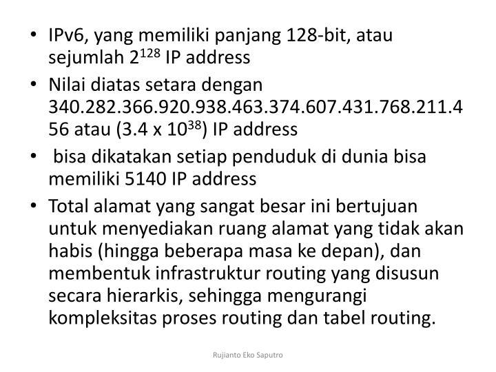 IPv6, yang