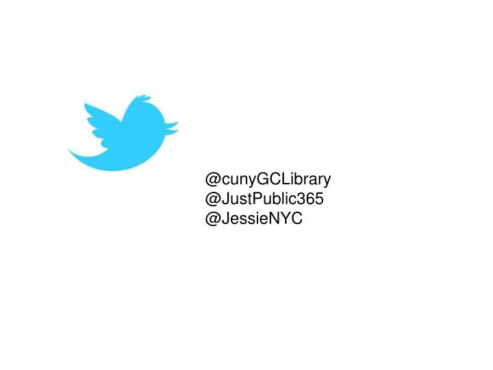 @cunyGCLibrary
