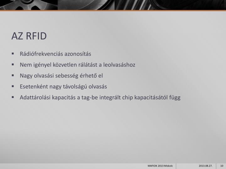 AZ RFID