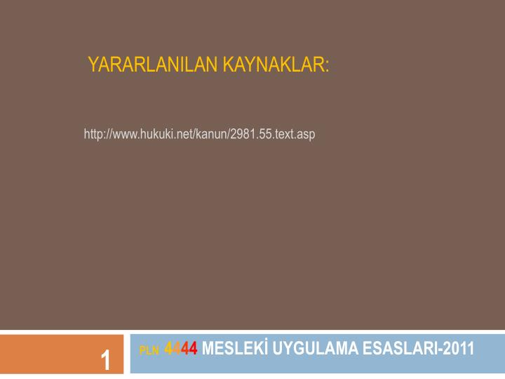 http://www.hukuki.net/kanun/2981.55.