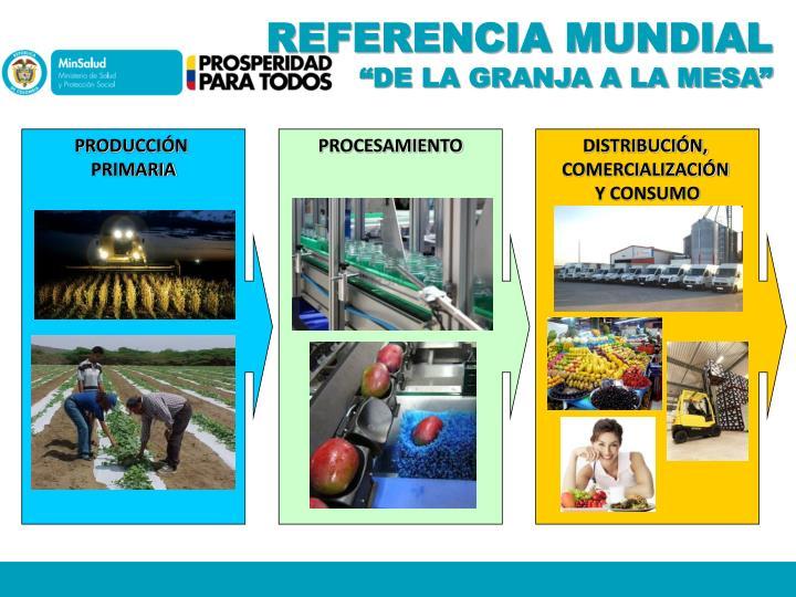 REFERENCIA MUNDIAL
