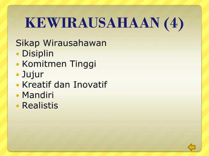 KEWIRAUSAHAAN (4)