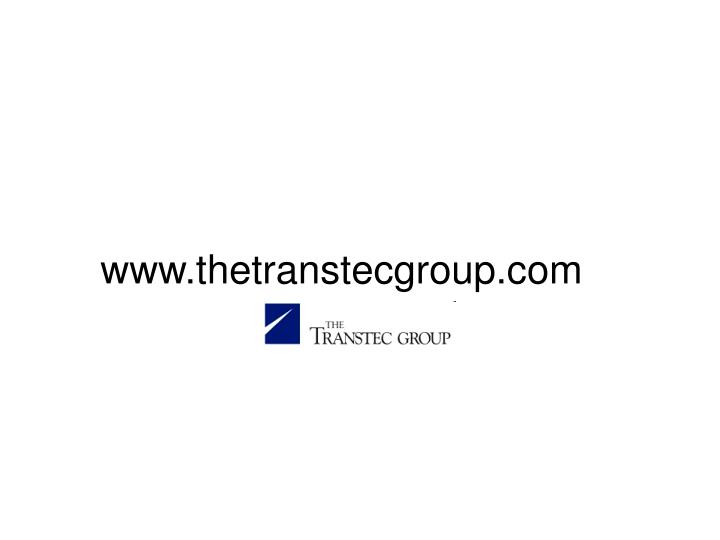 www.thetranstecgroup.com
