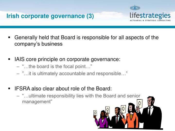 Irish corporate governance (3)