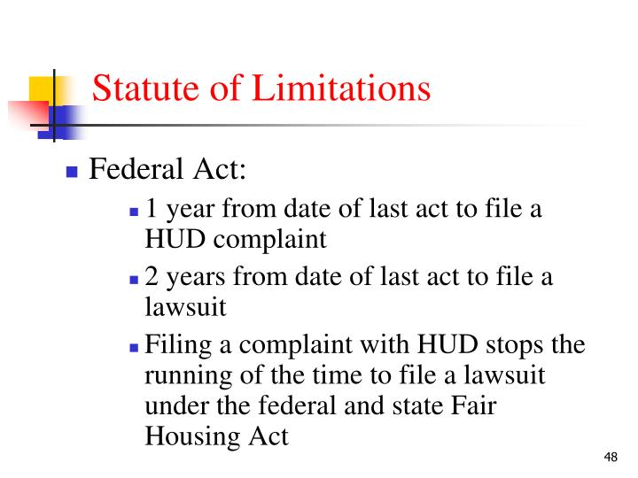 Federal Act: