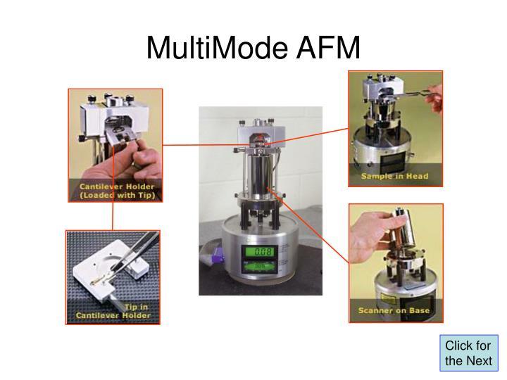 MultiMode AFM