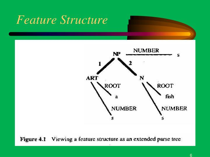Feature Structure