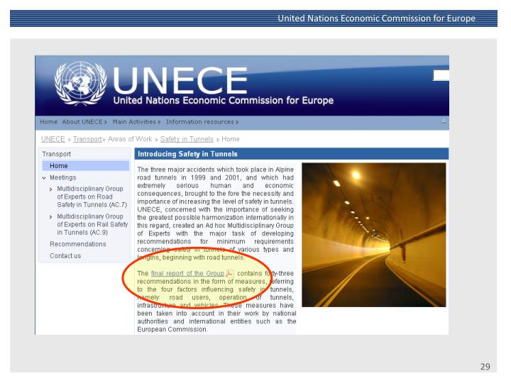 United Nations Economic Commission for Europe
