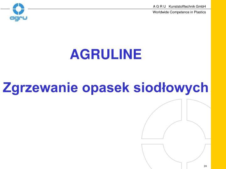 AGRULINE