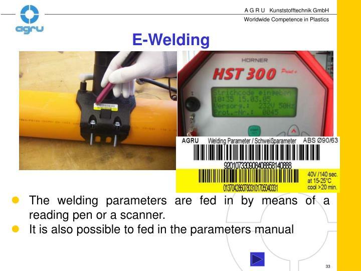 E-Welding