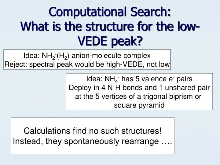 Computational Search: