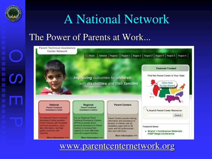 A National Network