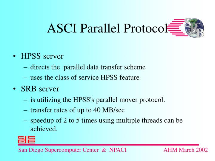 HPSS server