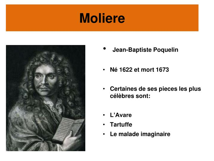 Moliere