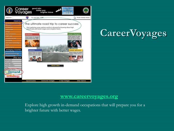 CareerVoyages