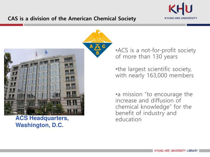 ACS Headquarters,